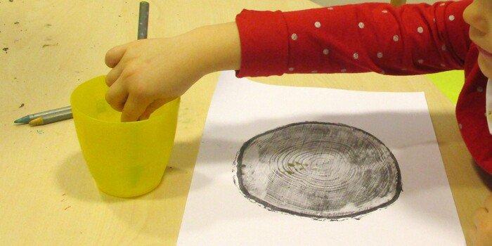 Ateliers artistiques - créations avec les tous petits - Viviane Michel