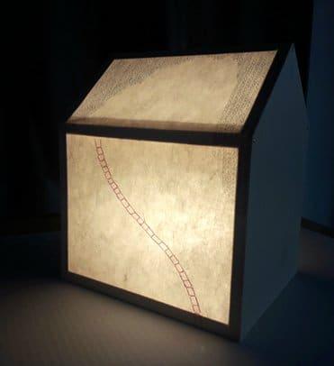 """Exposition - """"Va et vient"""" - Lampe - Benjamin Lim - Viviane Michel"""