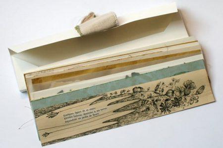 Livres d'artistes- Parcelle Ana - Viviane Michel