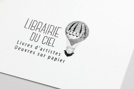 logo librairie du ciel paris