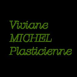 logo de l'artiste plasticienne Viviane Michel