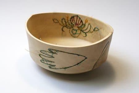 objet artistes bol offrandes viviane nicolas